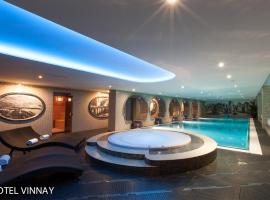 A picture of the hotel: Wellness Hotel Vinnay