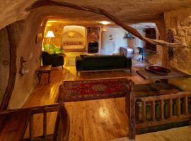 Anitya Cave House Ortahisar Turkey