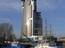 Kantal Apartamenty Sea Towers Gdynia Pologne