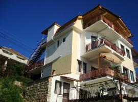 Sonce Guest House Ohrid Macedonia