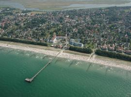 Apartment Zur Wellenwiese Zingst Germany