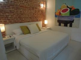 Hotel Boutique Santo Domingo קרטחנה דה אינדיאס קולומביה
