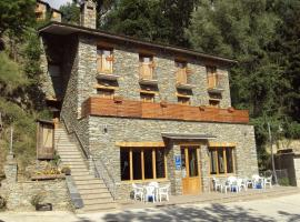 Hotel Photo: Hostal Les Roquetes