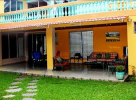 Hotel photo: Hostal Red Beard El Salvador