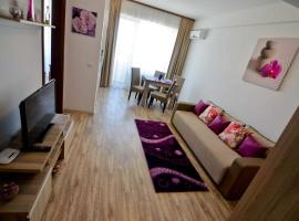 Lux Tropical Garden Apartment Mamaia Nord Mamaia Румъния