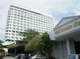 Royal Twins Palace Hotel Pattaya Central Thailand