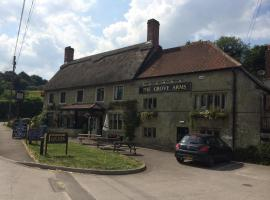 Hotel Photo: The Grove Arms, Ludwell
