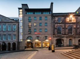 ibis Edinburgh Centre Royal Mile – Hunter Square Edinburgh United Kingdom
