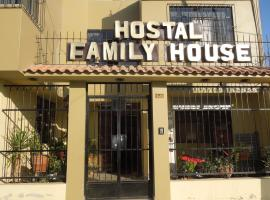 Hostal Family House Tacna Peru