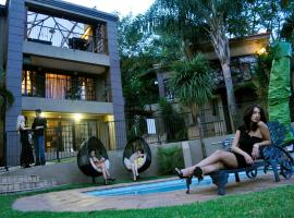 Waterfalls Boutique Hotel Pretoria South Africa