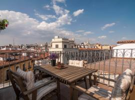 Plaza Mayor Apartment Madrid Spain