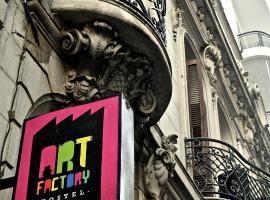 Hotel photo: Art Factory San Telmo