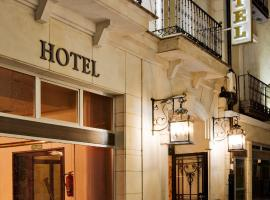Hotel Roma Valladolid Spain