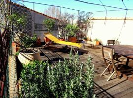Hotel Photo: ostellerie del capel roge