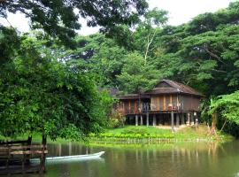 Hotel Photo: Lampang River Lodge