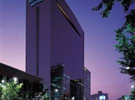 Hotel near South Korea