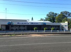 Hotel photo: Railway Hotel Bundaberg