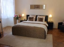 Hotel Photo: Royal Prague Apartment Celakovskeho Sady