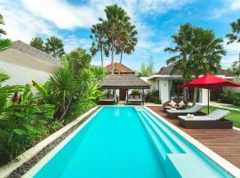 Hotel Photo: Chandra Bali Villas