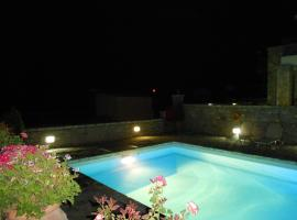 Malvazios Villas Gytheio Greece