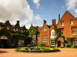 Hotel photo: Sprowston Manor Hotel, Golf & Country Club
