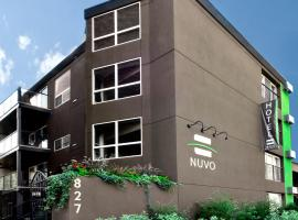 Hotel near Calgary: NUVO Hotel Suites