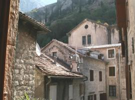 Character Apartment Right Kotor Montenegro