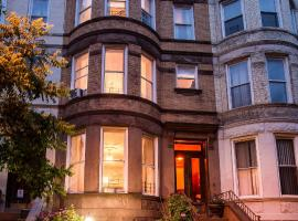 Hotel near Brooklyn: Two-Bedroom Brooklyn Brownstone