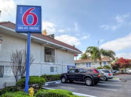Motel 6 Los Angeles - Norwalk Norwalk USA