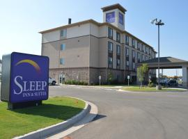 Hotel Photo: Sleep Inn & Suites Elk City