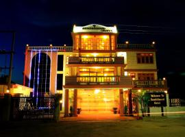 Hotel near Inle Lake: Sandalwood Hotel