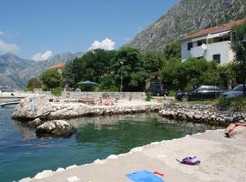 Holiday Home Dobrota Kotor Montenegro