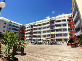 Apartments in Central Plaza Sunny Beach Bulgaria