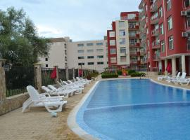 Duplex Penthouse Apartment Lipin Sunny Beach Bulgaria