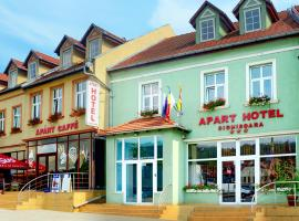 Hotel Photo: Aparthotel Sighisoara