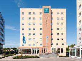 Hotel photo: ibis Budget Luxembourg Sud