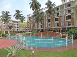 1BHK Apartment - Green Palm Holiday Homes  India