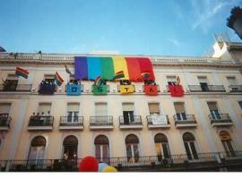 Hotel Photo: Gay Hostal Puerta del Sol Madrid