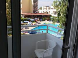 Solemar Apartments Ixia Greece