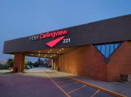 Hotel Carlingview Toronto Airport Торонто Канада