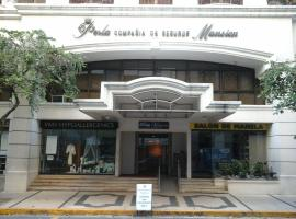 The Perla Hotel Manila Philippines