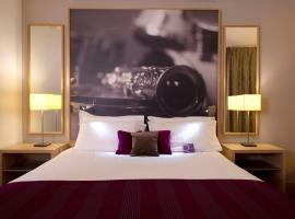 Mercure Paris 19 la Villette,
