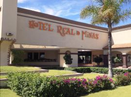 A picture of the hotel: Real de Minas San Luis Potosi