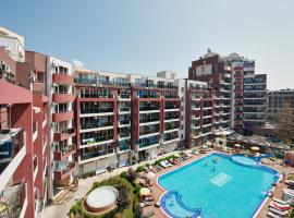 Admiral Plaza Holiday Apartments Sunny Beach Болгарія