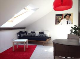 Lesser Town Hip Apartment Prague Czech Republic