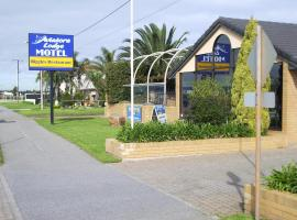 Hotel near  Adelaide Intl  airport:  Aviators Lodge