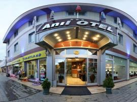 Hotel photo: Düzce Anil Hotel
