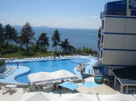 Blue Bay Palace Apart Complex Pomorie Bulgaria