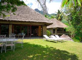 Bamboo River House Bel Ombre سيشيل