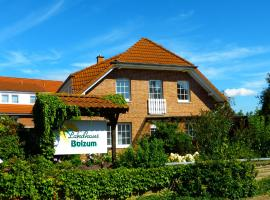 Hotel Photo: Landhaus Bolzum